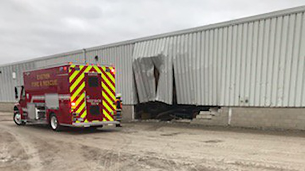 Fatal truck crash