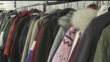 Keepings Seniors Warm in Sudbury