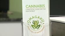 Zagime Anishinabek First Nation, formerly Sakimay, has opened the Omagakii Medical Dispensary.