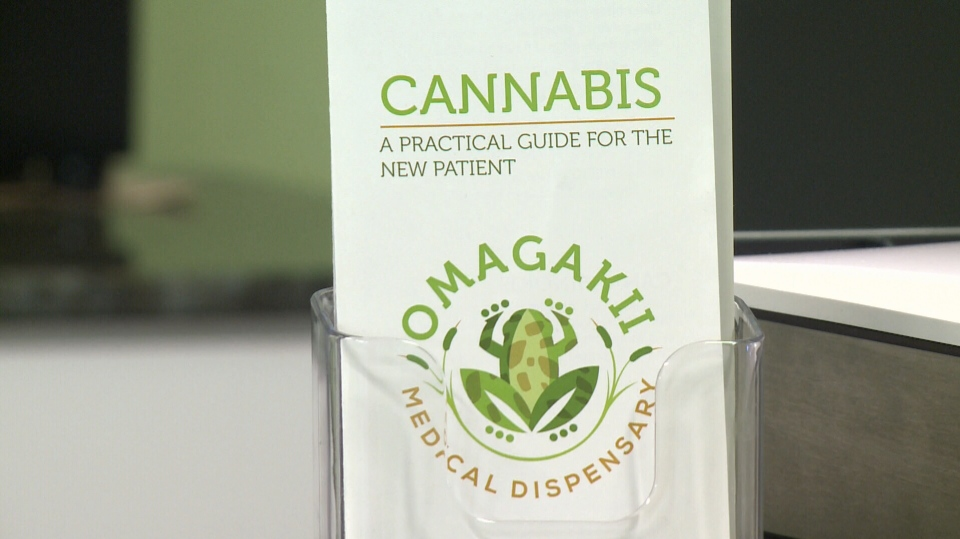 Zagime Anishinabek First Nation, formerly Sakimay, has opened the Omagakii Medical Dispensary.