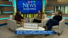 Maralee speaks with the founders of the Every Body Campaign, a body positivity campaign from Morden, Man. (CTV News Winnipeg)