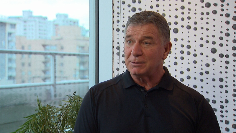 Rick Hansen, seen here, would like to see more discussion about accessibility in this election.