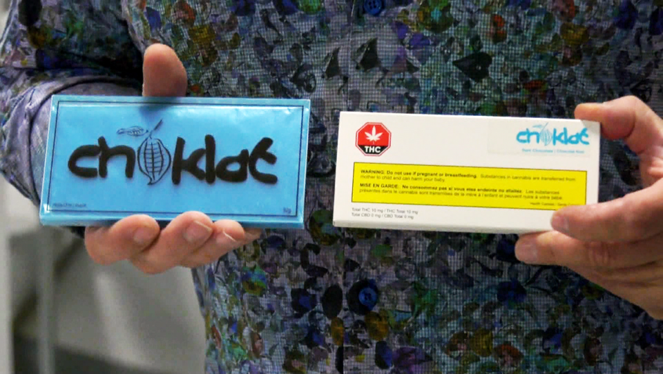 Watch: Cannabis edibles now legal but not yet availble