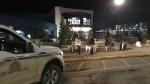"""The TransAlta Tri Leisure Centre in Spruce Grove, west of Edmonton, was evacuated Thursday evening for what police called an """"unspecified threat."""""""