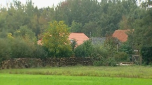 The farm is in the village of Ruinerwold, in the northern Dutch province of Drenthe. (AP/CNN)