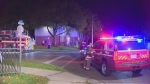 Child combustibles Kitchener fire