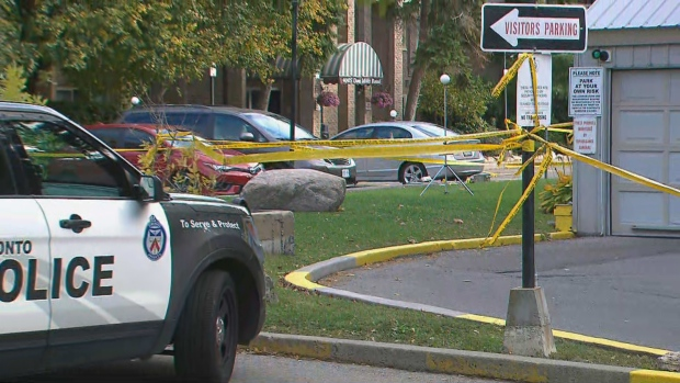 Toronto police's homicide unit investigates a fatal shooting near Don Mills Road and Steeles Avenue East.