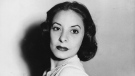 In this May 17, 1953 file photo, Cuban ballet dancer Alicia Alonso is shown in London, England. Cuba's national ballet has reported that Alonso has died on Thursday, Oct. 17, 2019. (AP Photo, File)