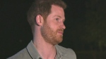 Prince Harry speaks about life in the spotlight