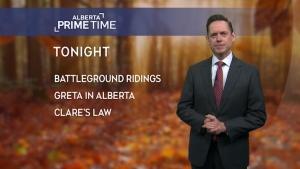 Alberta Primetime for Oct 17, 2019