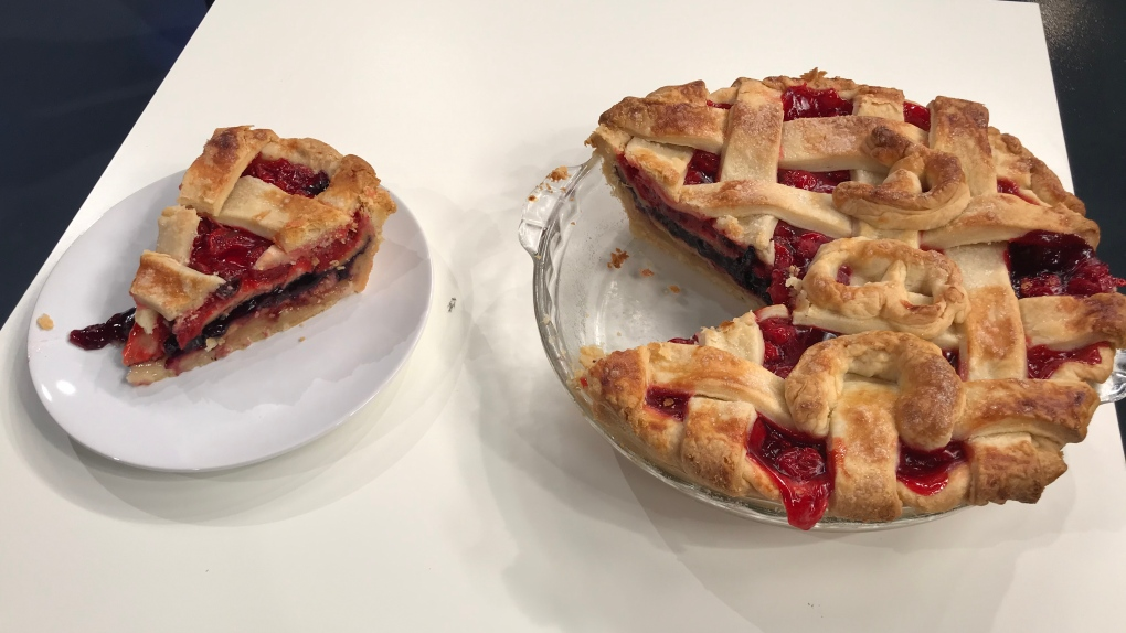 Grant's ABC pie