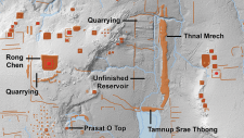 Scientists discover 'lost city' in Cambodia