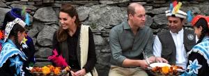 Duke and Duchess of Cambridge tour Pakistan