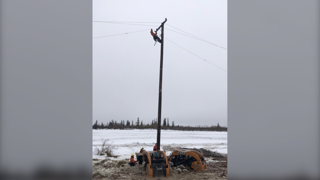 Hydro workers fixing storm damage may be unable to vote in federal election
