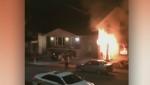 Man arrested after Vanier fire