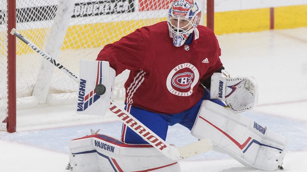Canadiens backup goalie Keith Kincaid likely to get second start this weekend