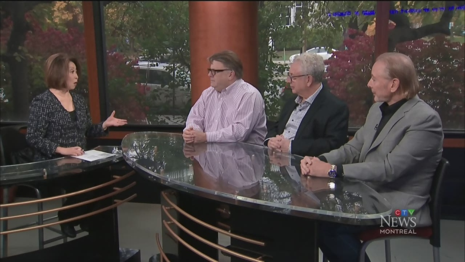 Gripes of the round table Oct 18