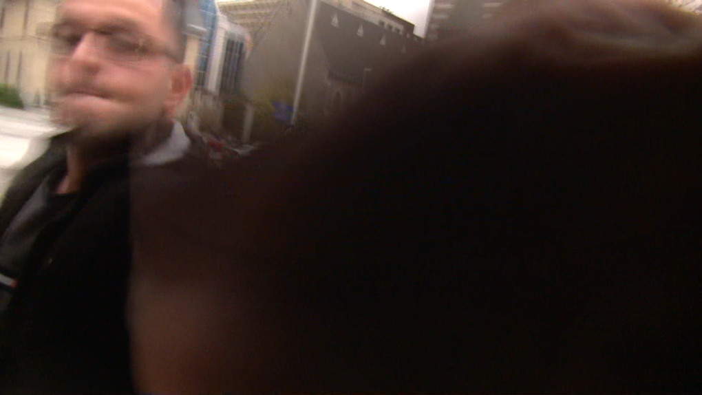 CTV photographer assaulted outside court