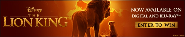 The Lion King on Blu-Ray Contest