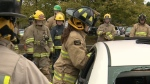 Female firefighters gather in Ottawa, pt. 2