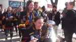 Guelph Gryphons win U Sports Gold.
