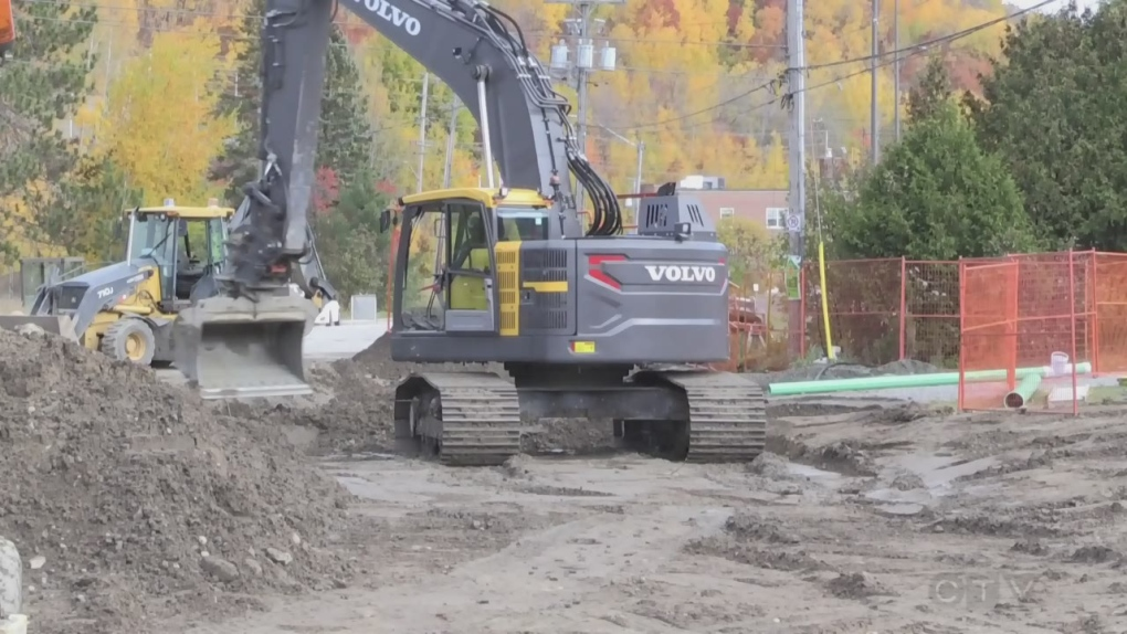 Growing frustration over ongoing road construction