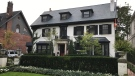 This home at 112 Warren Road was originally built for the Gooderham family. (Brian Weatherhead/CTV News Toronto)