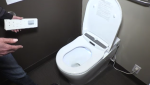 This toilet-and-bidet combo is one of dozens of options emerging in the Canadian market.