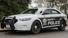 A Delta police cruiser is seen in this undated photo from the department's website. (Delta police)