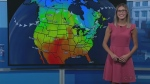 Sun, warmer temperatures on their way for weekend