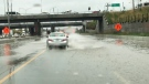 CTV MONTREAL: Highway 20 flooding