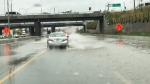 CTV MONTREAL: Highway 20 flooding