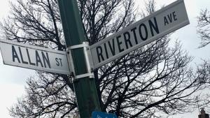 Riverton Avenue