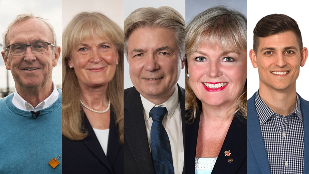 South Surrey-White Rock candidates