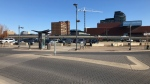 River Landing is the site of a proposed location for a new arena and convention centre. (Francois Biber/CTV Saskatoon)