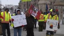 Calls for separation drop in Alberta