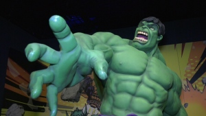 TWOSE, marvel, Hulk
