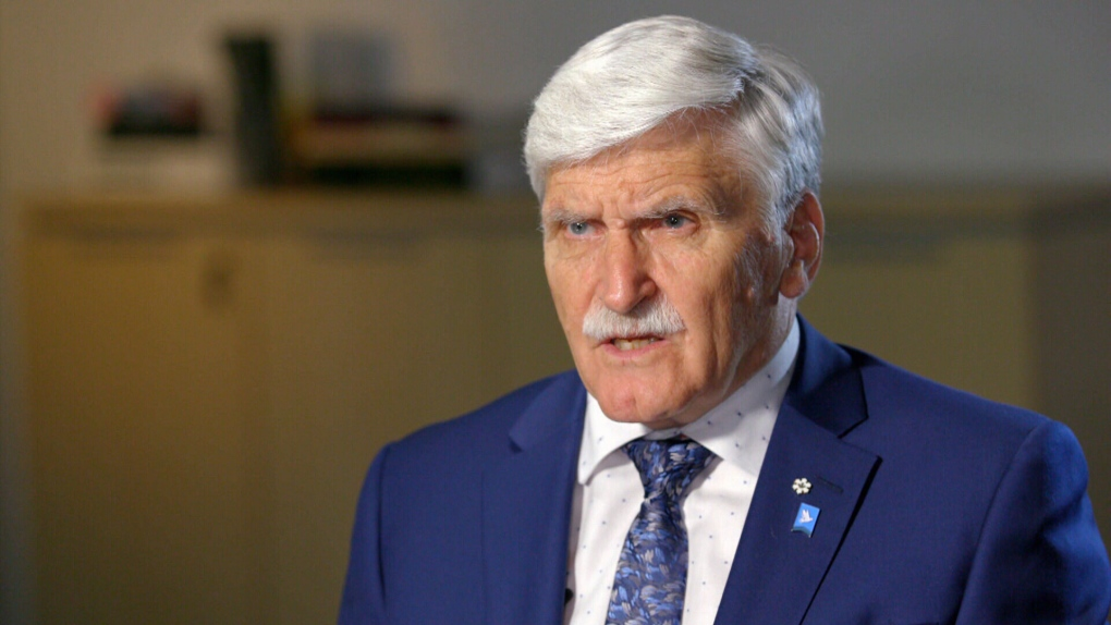 Romeo Dallaire joining lawsuit against government over anti-malaria drug