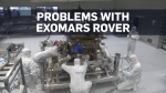 Parachute problems with ExoMars rover