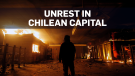Cost of living prompts riots in Chilean capital