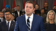 Scheer won't answer questions on Kinsella