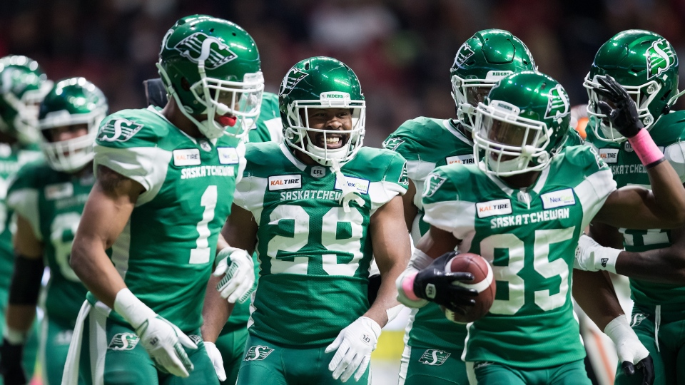 Roughriders - Lions - 2019