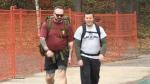 Canadian Walk for Veterans visits Moncton
