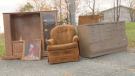Curbside Giveaway