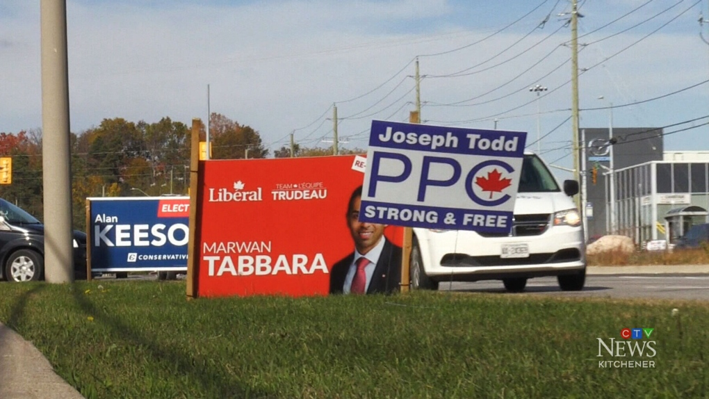 Some voters in Waterloo Region still undecided