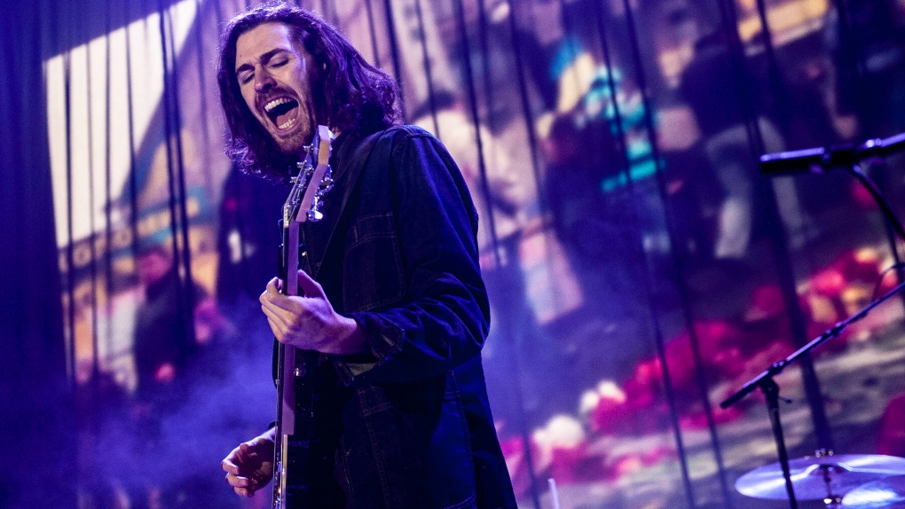 Hozier shows off his range at UBC