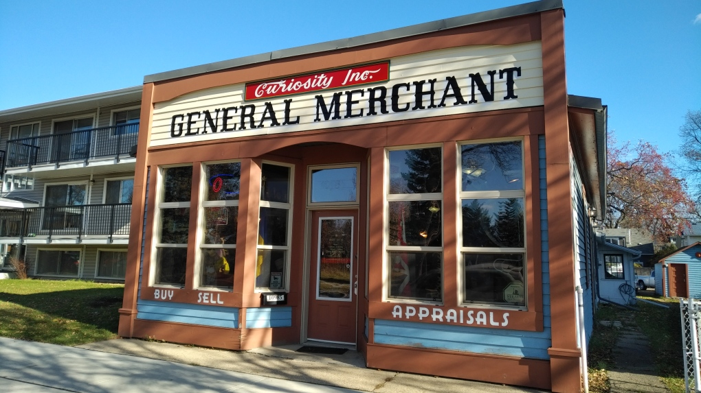 'General Merchant' in Westmount hosts grand opening after rezoning
