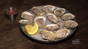 CTV Montreal: Oysters served up at a discount
