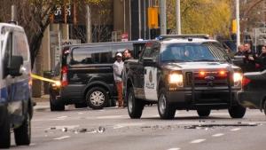 Officer involved shooting, Calgary, Oct. 19