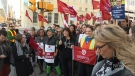 Unifor steps up job action strikes